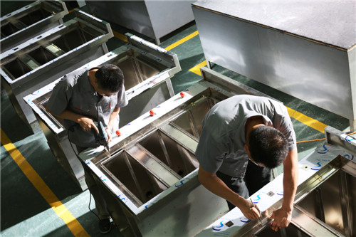 陕西厨房工程施工团队