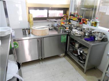 选购餐厅厨房设备需看这几点